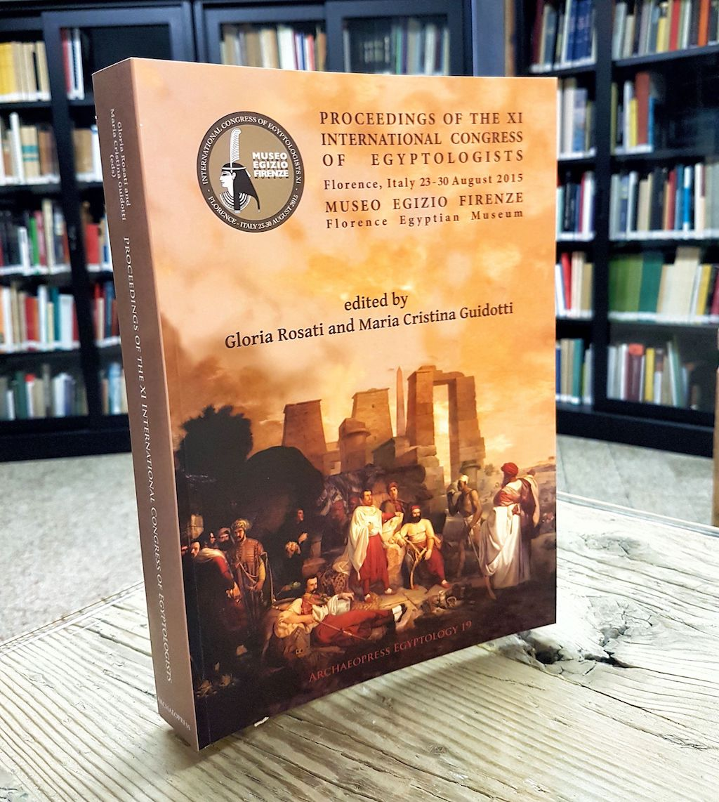 PUBBLICAZIONE: 'Proceedings of the XI International Congress of Egyptologists'