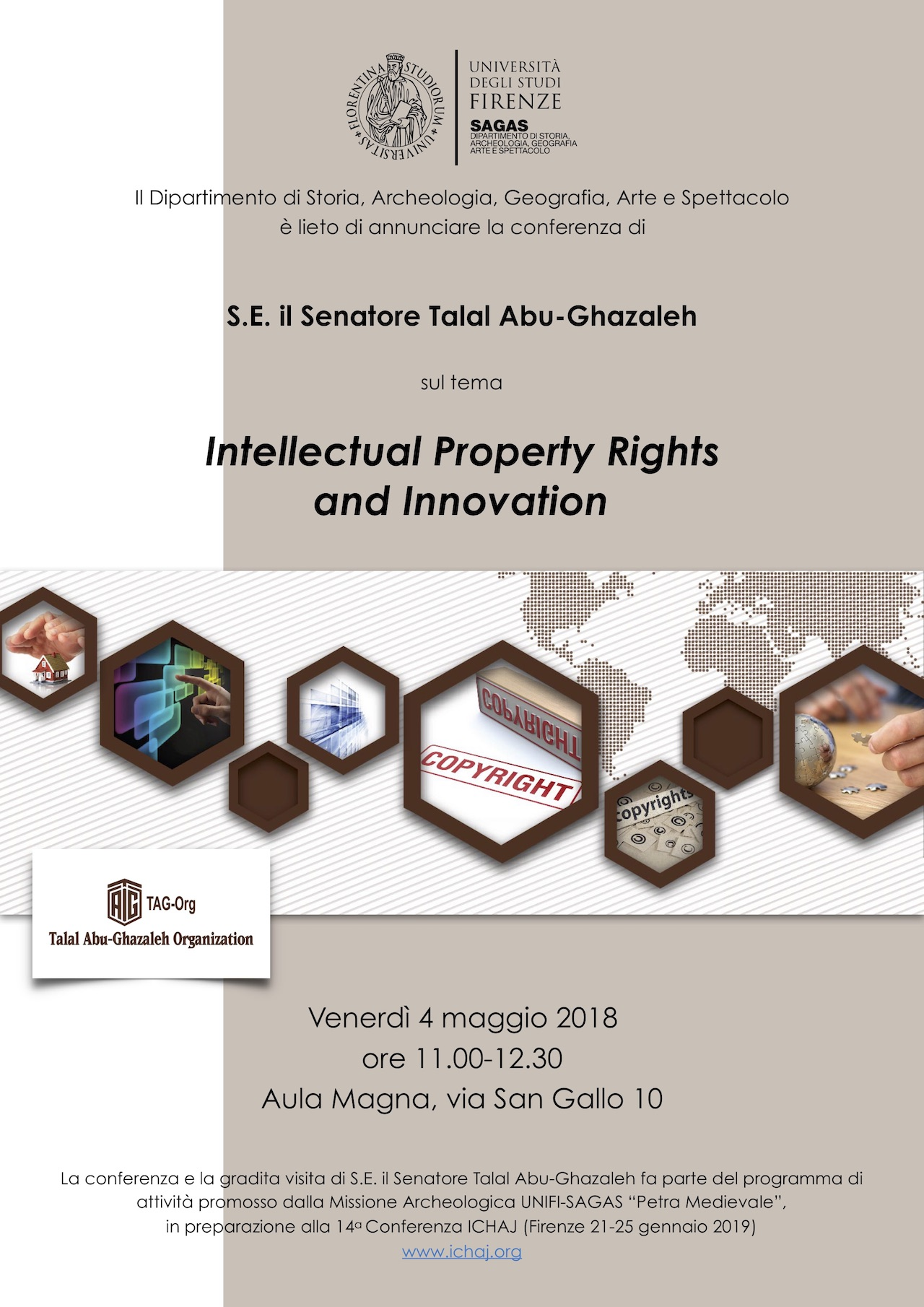 """Intellectual Property Rights and Innovation"""